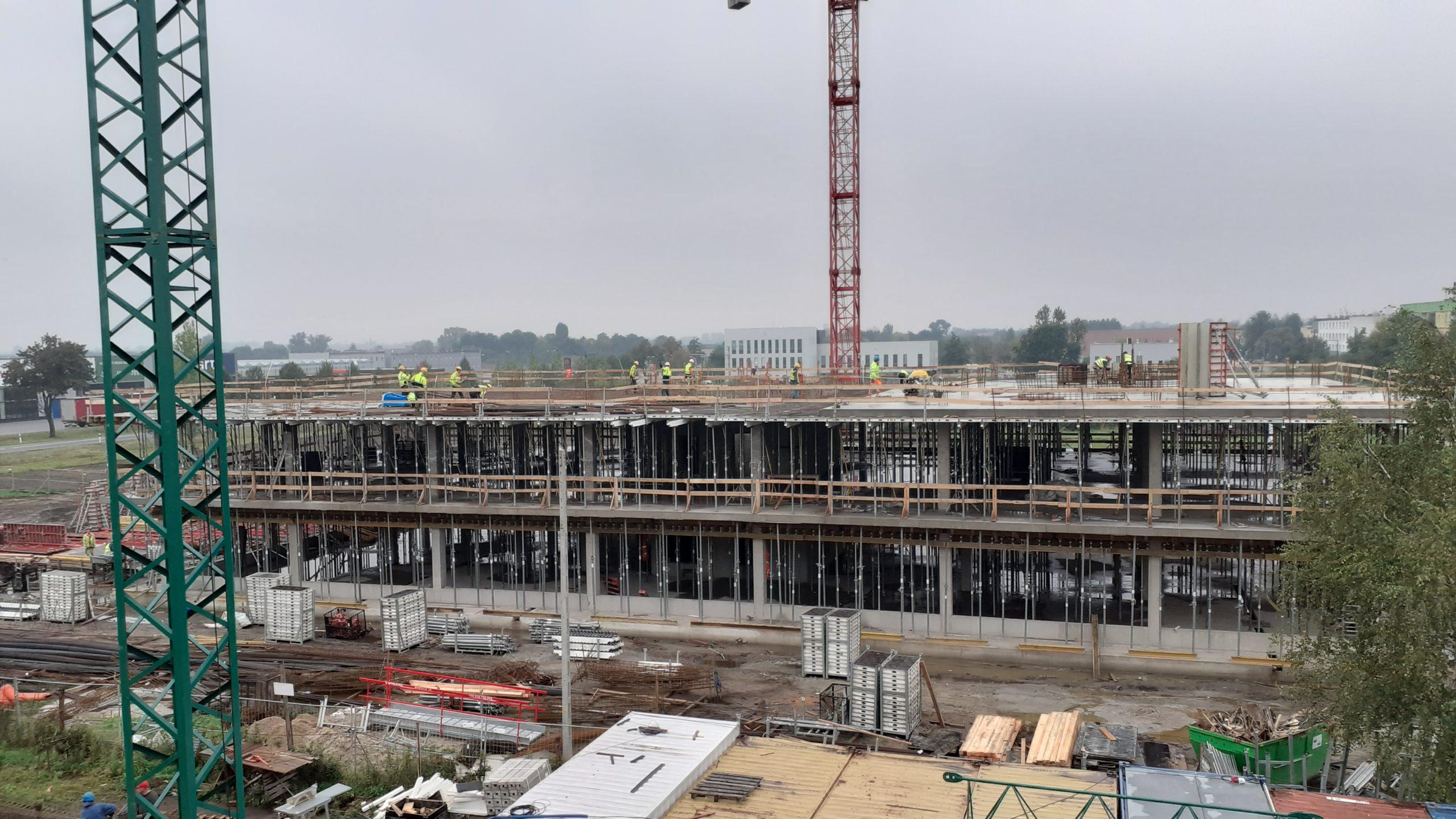 Budowa - stan aktualny
